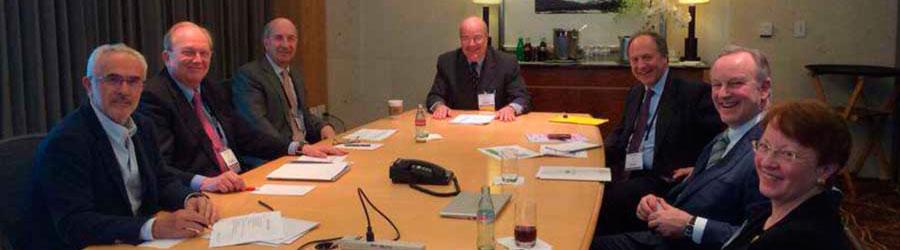 Reunión de Fundación ECO y NCCN en Miami (USA)