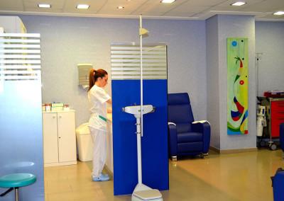 Control Sala Tratamientos