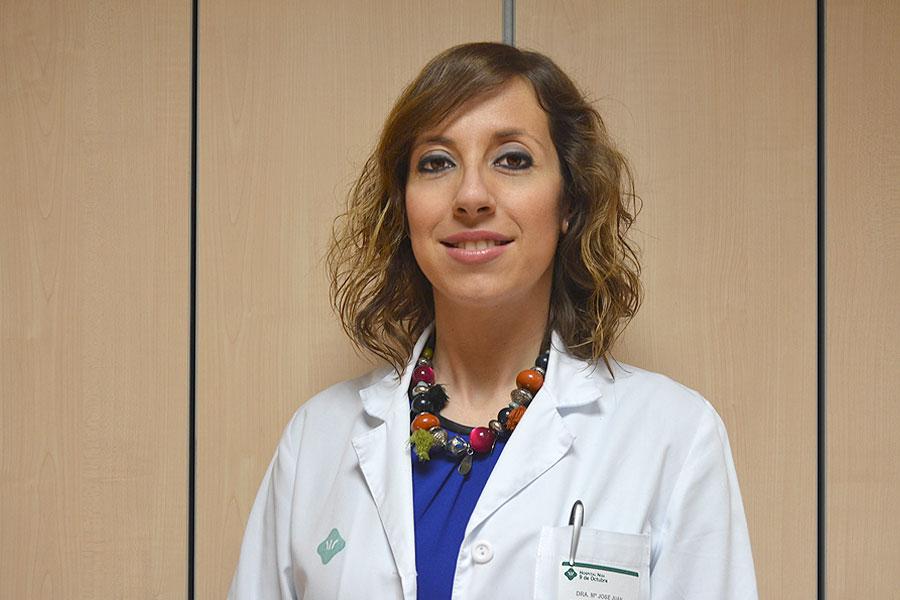 Dra. María José Juan
