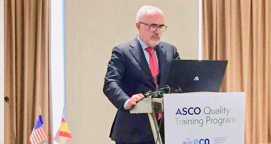 Madrid acoge, por primera vez, el ASCO Quality Training Program, organizado por Fundación ECO y ASCO