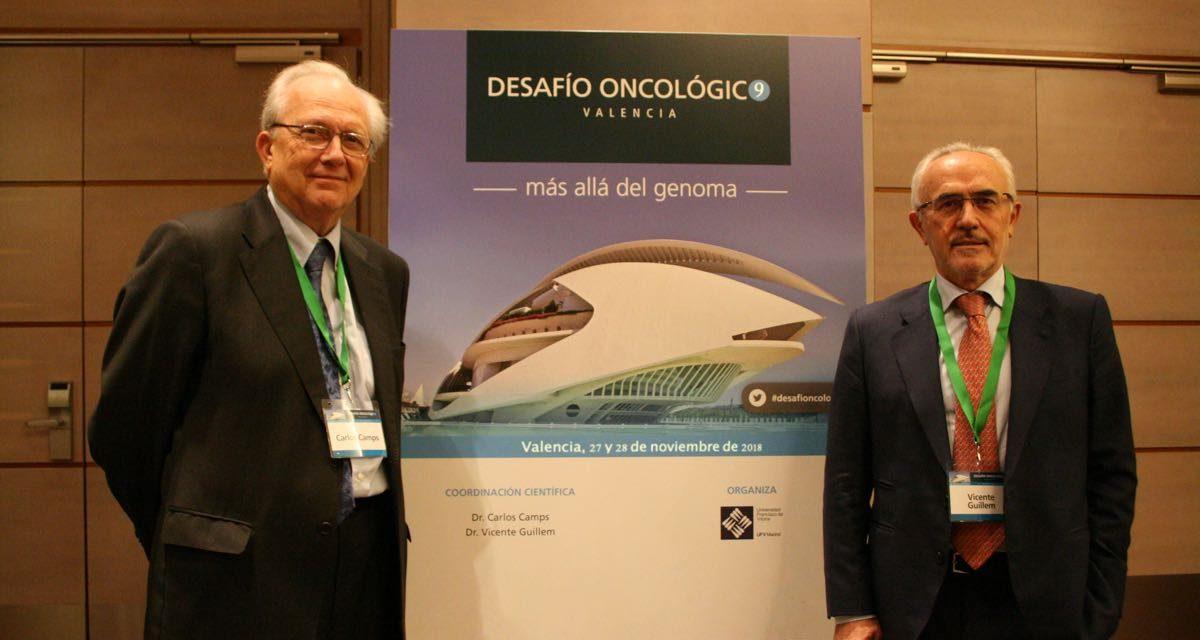 """Los retos de la oncología se estudian en Valencia en el """"Desafío Oncológico 9"""