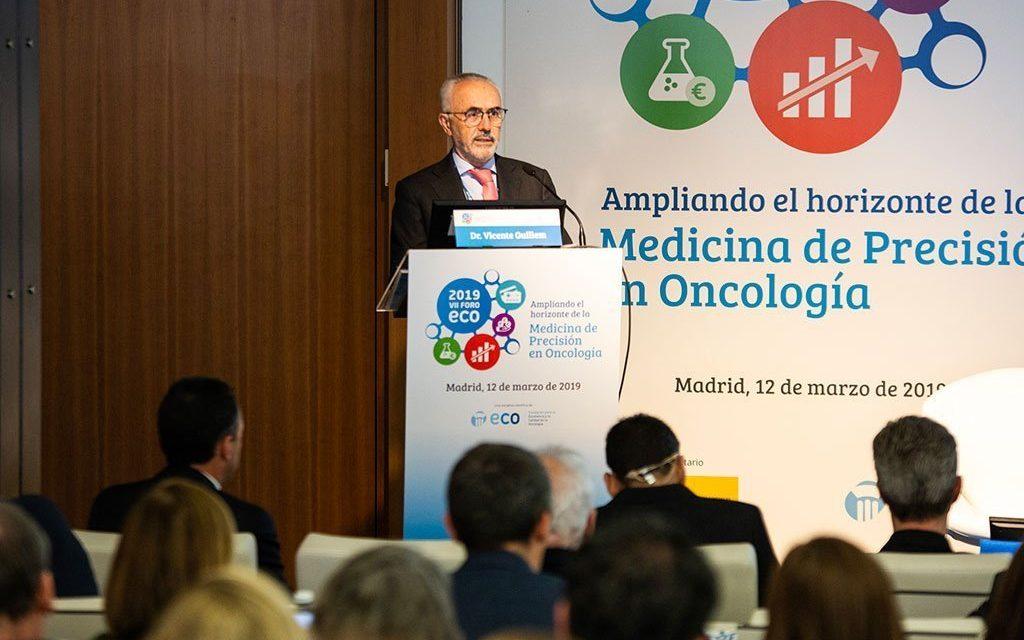 El Dr. Vicente Guillem inaugura el VII Foro ECO