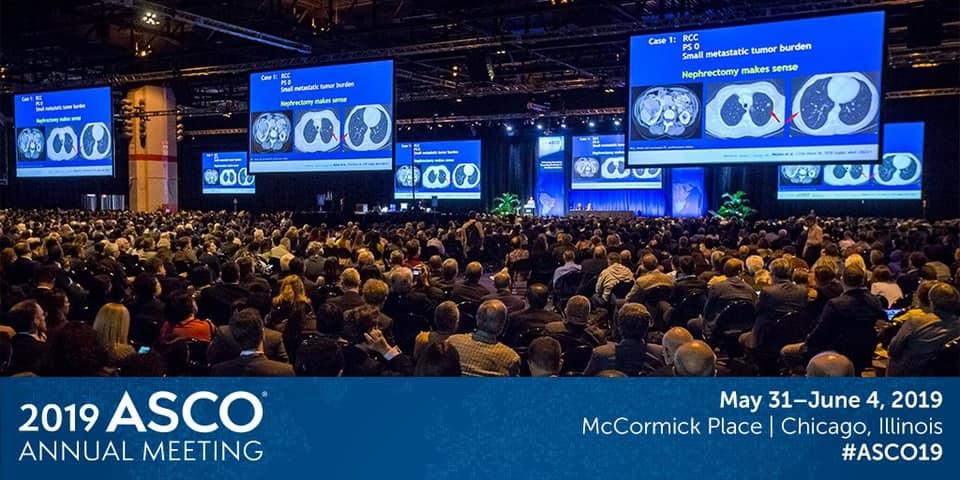 Buenas Noticias desde el Congreso Americano de Oncología. 3 de Junio de 2019