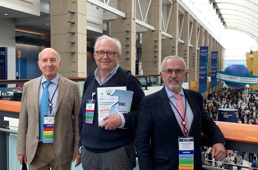 Buenas Noticias desde el Congreso Americano de Oncología. 2 de junio de 2019