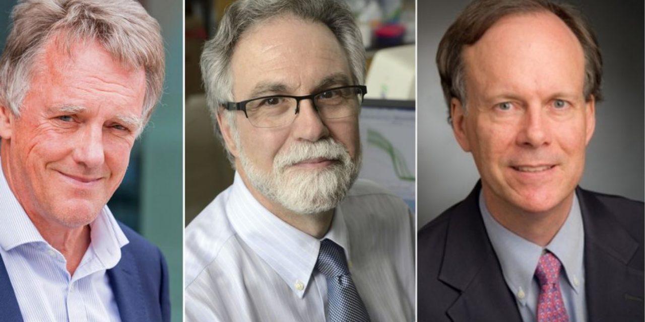 Premios Nobel de Medicina 2019